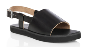 Leather Poolside Sandals